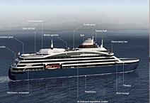Мега-яхта LE COMMANDANT CHARCOT