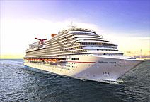 Лайнер Carnival Vista, круизная компания Carnival Cruise Line