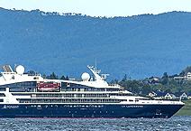 яхта Le Laperouse от круизной компании Ponant