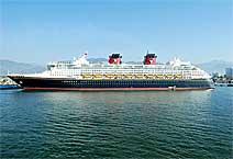 Лайнер Disney Wonder, компания Disney Cruise Line