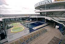 лайнер Costa Fortuna компания Costa Cruises