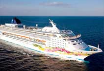 Лайнер Norwegian Sky, Norwegian Cruise Line