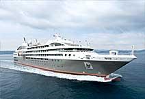 Мега=яхта L'AUSTRAL, компания PONANT