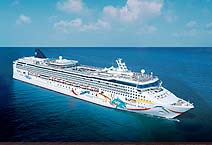 Лайнер Norwegian Cruise Line