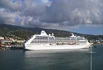 Tahitian Princess круизная компания Princess Cruises