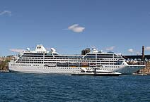 лайнер Pacific Princess Princess Cruises