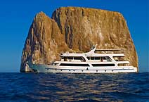 Galapagos Odyssey яхта класса люкс круизы по Галапагосам