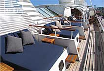 Лайнер Sea Dream II, круизная компания Sea Dream Yacht Club