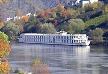 теплоход Heidelberg