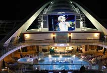 Caribbean Princess круизный лайнер Princess Cruises
