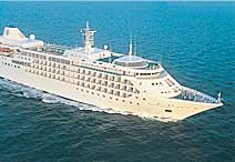 Лайнер Silver Cloud, Silversea