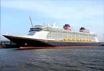 Лайнер Disney Fantasy, компания Disney Cruise Line