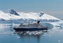 Экспедиционное судно класса  Люкс  Sea Spirit