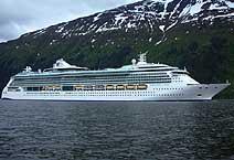 Serenade of the Seas компания Royal Caribbean International