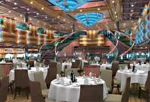 круизный лайнер  Carnival Breeze  компания Carnival Cruise Lines