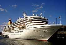 Artemis P&O Cruises