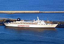 Лайнер Oceanic круизная компания Pullmantur