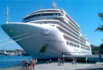 Лайнер Silver Spirit, Silversea
