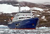 Plancius (Планциус) пассажирский теплоход ледового класса