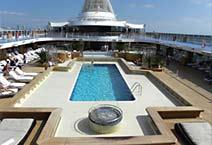 лайнер Marina круизной компании Oceania Cruises