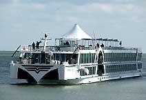 теплоход Amadeus Princess,  Luftner Cruises