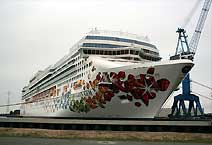 Norwegian Gem компания NCL