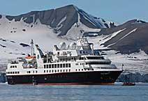 Лайнер Silver Galapagos, круизная компания Silversea Cruises