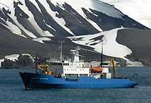 судно ледового класса Академик Шокальский