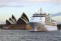 Silver Shadow, круизная компания Silversea Cruises