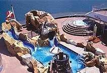 круизный лайнер Norwegian Spirit компания Norwegian Cruise Line (NCL)