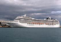 лайнер MSC Orchestra компания MSC Cruises