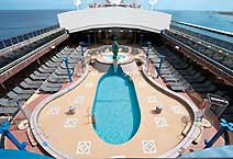 лайнер Carnival Legend круизная компания Carnival Cruise Line
