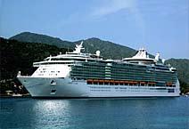 Liberty of theE Seas круизная компания Royal Caribbean