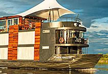Экспедиционная яхта класса люкс Aria Amazon