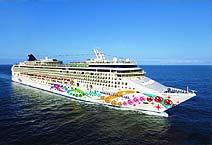 круизный лайнер Norwegian Pearl компания HOLLAND AMERICA