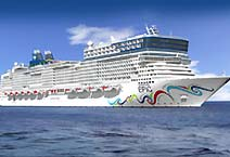 Norwegian Epic NCL