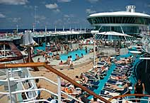 Rhapsody of the Seas круизная компания Royal Caribbean
