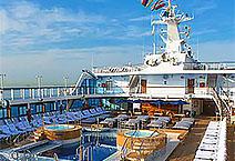 Лайнер Sirena, компания Oceania Cruises