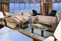 Лайнер Silver Whisper, круизная компания Silversea Cruises