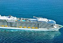 Лайнер Ovation of The Seas