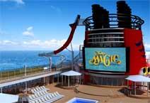Лайнер Disney Magic, аквапарк