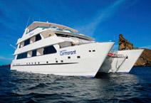 яхта класса люкс Cormorant Корморант