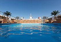 Лайнер Costa neoRiviera, бассейн