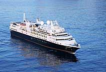 Экспедиционное судно  Сильвер Эксплорер