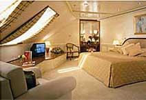 Лайнер Silver Shadow, круизная компания Silversea Cruises
