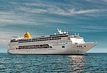 Costa neoRiviera круизная компания Costa Cruises