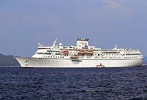 лайнер Emerald  TUI THOMSON CRUISES