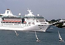 Лайнер Empress of the Seas, Royal Caribbean Int