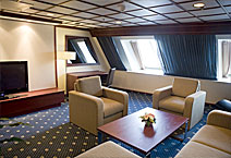 Паром Sinderella круизная компания Viking Line