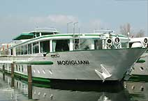 речной теплоход Modigliani